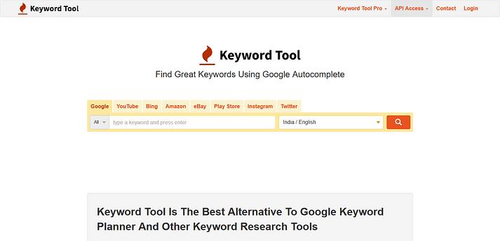 As 10 ferramentas de palavras-chave para melhorar seu SEO - Getupix